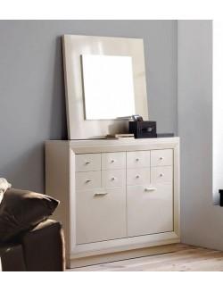 Taquillones modernos y cl sicos 2 muebles arnal for Entraditas con zapatero