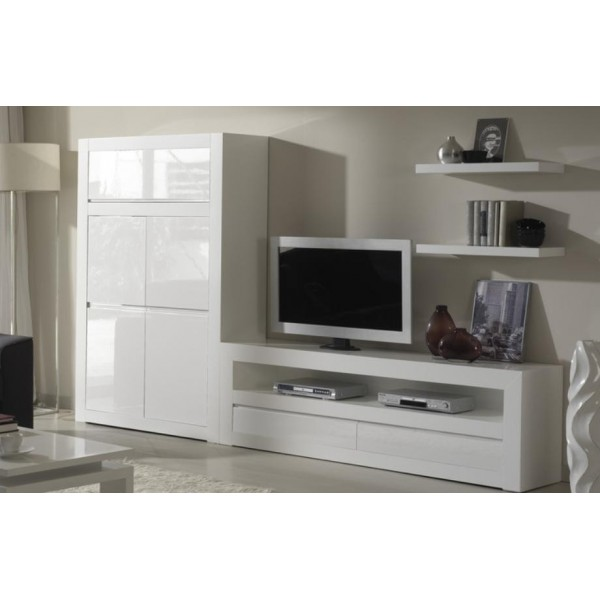Muebles modernos de tv trendy mueble tv moderno cm with - Muebles modernos tv ...
