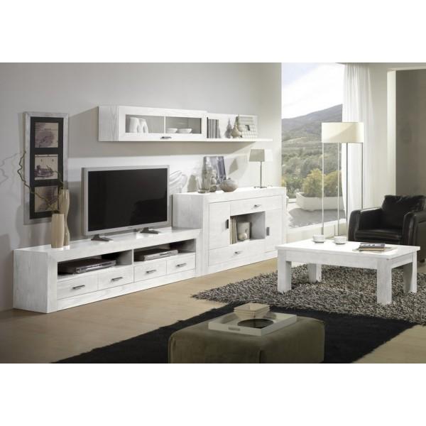 Muebles contempor neos para sal n de madera - Muebles de salon contemporaneos ...