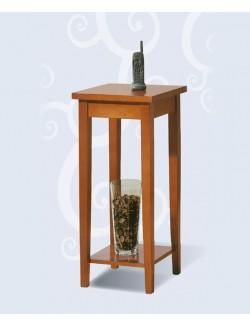 Pedestal alto ideal como macetero o telefonera.