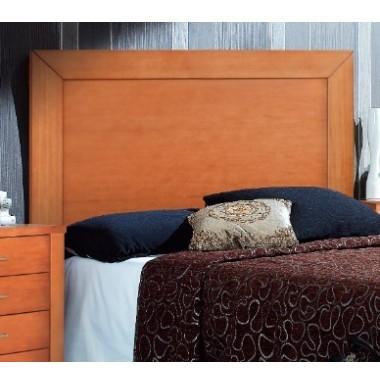 Cabecero de madera para cama de 80, 90, 105, 135 y 150.