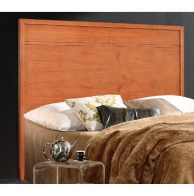 Cabezal de dormitorio de madera para cama de 80, 90, 105, 135 y 150.