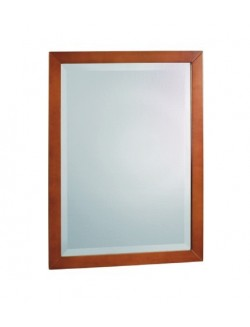 Marco con espejo liso.