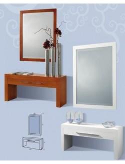 Recibidor y muebles auxiliares cl sicos y modernos - Muebles entrada baratos ...