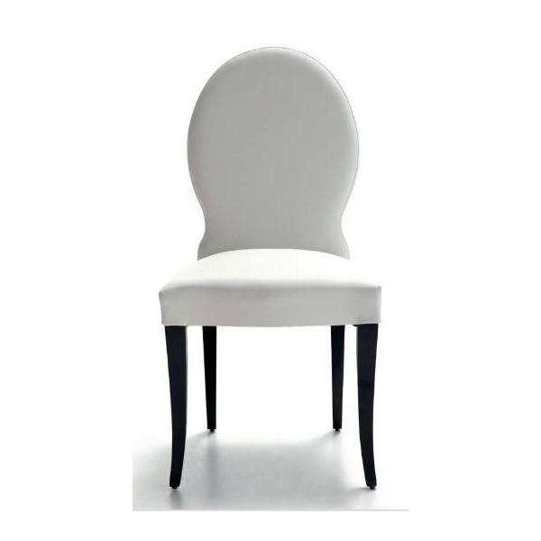 rebajas disponibles ms acabados silla respaldo tachas madera de haya con asiento y respaldo tapizados en tela o ecopiel