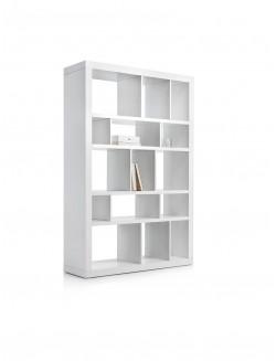 Librería estantería moderna.