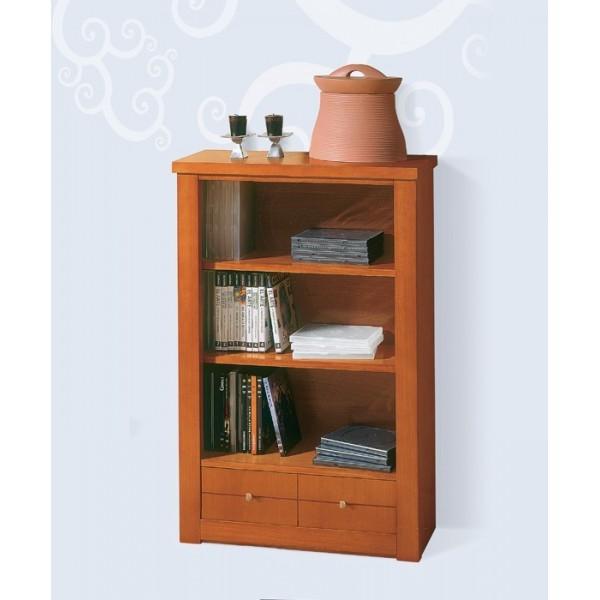 Mueble estanter a peque o con un caj n for Mueble pequeno salon