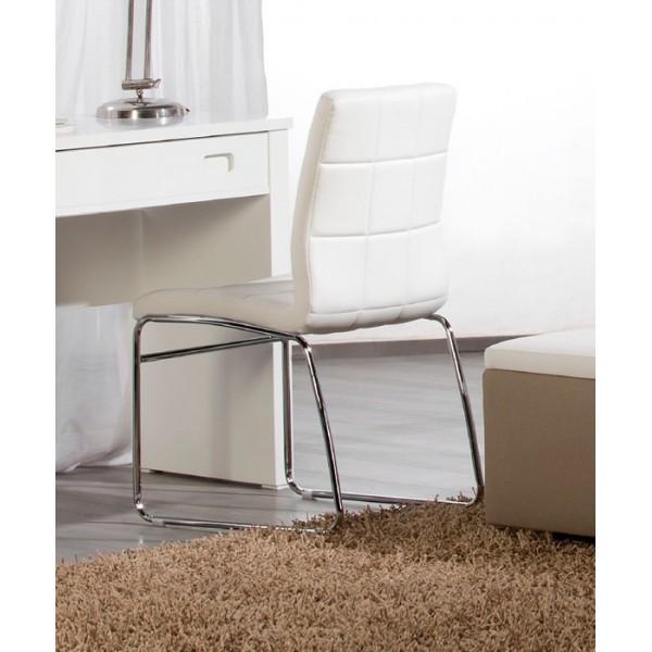 Muebles de dormitorio juvenil lacados en blanco for Muebles lacados en blanco baratos
