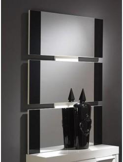 Espejo moderno para recibidor.