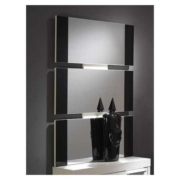 Espejo moderno para recibidor for Espejos bonitos para recibidor